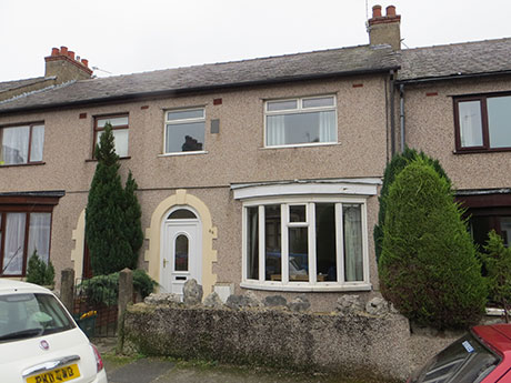 Student house 44 Ulster Road Lancaster